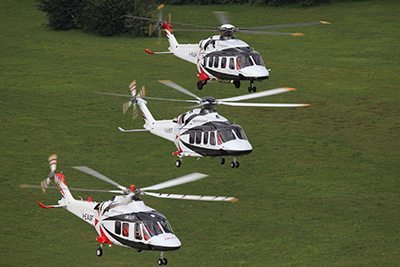 Helicopters and tiltrotors